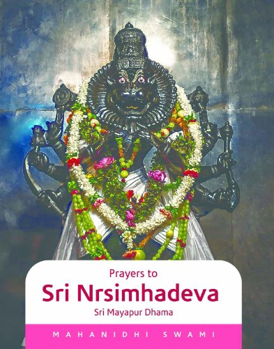Prayers to Sri Nrsimhadeva